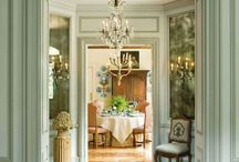 The Enfilade / by Gayle Ahrens Design