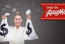 Only on RetailMeNot! / by RetailMeNot