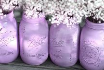 Lavender and Sage Rustic wedding / by Revel Events