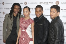 Pre-Brit Dinner Hosted by Labrinth / On Thursday 26 January, luxury Swiss watchmaker RAYMOND WEIL celebrated its continued sponsorship with The BRIT Awards by holding its Pre-BRIT Awards Dinner, hosted by Singer/ Songwriter and producer Labrinth.  / by Greg Dickson