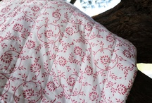 Pink Quilt  /  Pink Quilt - Hand Sewn Quilts - Quilts from India / by Attiser