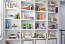 Bookshelfs / by Ana Pusczko