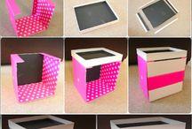 BOX ORANIZER / by Jessica Avery