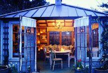 Backyard Ideas / by Christie Montgomery Ricci
