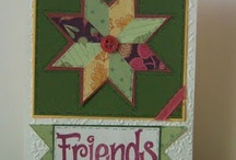 {Cards} Faux Quilting / by Becky Prusse