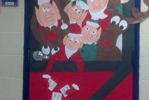 Christmas Doors / by carol