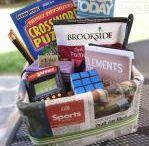 gift basket ideas / by Vicki Allen