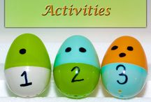 Math Activities / by Zola Walker