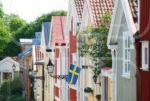 Scandinavia / by Entouriste
