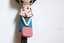 Doll - Project / by misspe.