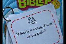 kids bible / by Deedra Stewart