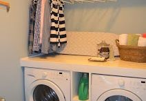 Laundry room ideas / by Chris R