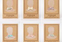 packaging / by Jessie Burns