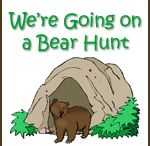 PK: Going on a Bear Hunt / by Andrea Spencer