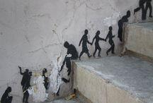 Street Art / by The Huntress online