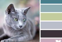 Home Decor { Color Palettes } / by Charmios