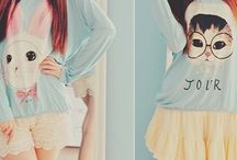 Ulzzang Fashion ✿ / by Aimee White
