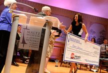 Wigs for Kids Spokesperson Annie Robinson Wins 50K Scholarship / by Jeffrey Paul Salon - Restoring Beautiful Hair