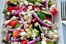 Salads / by Giovanna De Chiara