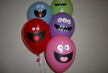 Birthday Parties / by Tara Blankenship