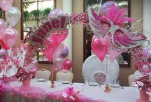 Sweet sixteen party ideas  / by Kelli Churich