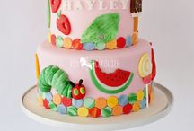 Cakes / by Tanya Richardson