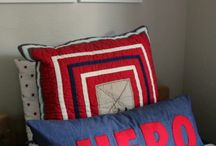 Super Hero Room!! / by Abbey Griffith