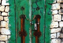 Doors Knobs & Knockers 3 / by Kay D'Angelo