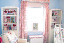 Babyroom Ideas, children's rooms / by Shelly nelson