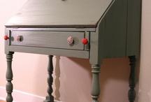 Desks! / by Joanna Meyer