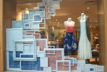 store windows / by String Theory Yarn Company
