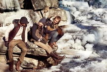 Winter 2012 Lookbook / See what Timberland's favorite season is all about! / by Timberland