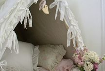 for the kiddies rooms / by Molly Catherine Garner