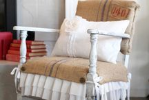 Slipcovers and Upholstery / by Renee Kammrad