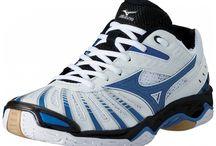 Mizuno Squash Shoes / by Squash Source