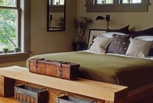 Bedrooms / Ideas, buy, DIY, tutorials / by Sandra Sain