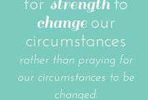 Prayers / by Danielle Marinesista