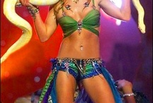 Britney in green! / Britney dressed in green, my favourite color!  Curated by Giuliana Riveira / by Giuliana Riveira