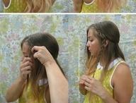 Hair styles / by Alicia Hooie