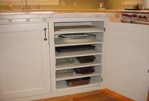 Kitchen Storage  / by Sandy Ondarza Dwyer
