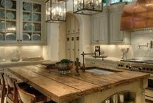 Kitchen inspiration / by Michelle Youngblood