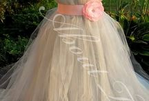 clothing - tutu couture / by Michelle Nance