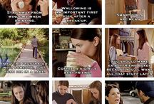 gilmore girls / by Danielle Thurlow
