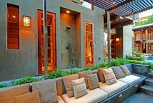 Outdoor Entertaining / by Whipple Russell Architects Architects