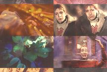 Weasley twins / by suzanne kelly