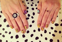 Nail art by Venice  / by Mystic Nails