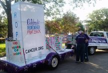 Parade ideas / by Relay For Life of Mishawaka/South Bend