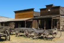 Western Destinations / Legendary and Wild West locations to help inspire dream travel destinations.  / by Wrangler Western