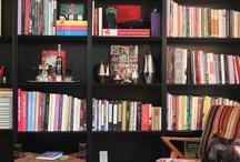 Bookshelves / by Michaela Neville