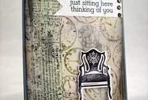 Cards - Grunge and Distressed / by Val Terry